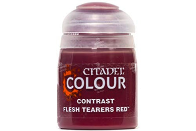 Citadel Paint Contrast: Flesh Tearers Red
