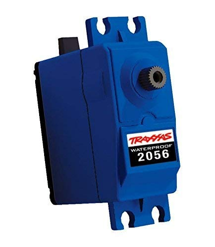 Traxxas 2056 Servo, High-Torque, Waterproof Blue Case