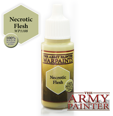 The Army Painter Warpaints 18ml Necrotic Flesh