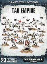 Load image into Gallery viewer, Games Workshop Warhammer 40,000 Start Collecting! Tau Empire