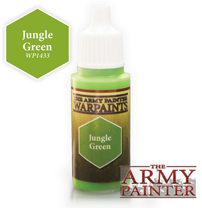 "The Army Painter Warpaints 18ml Jungle Green ""Green Variant"" WP1433"
