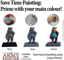 Load image into Gallery viewer, The Army Painter Primer Uniform Grey 400ml Acrylic Spray for Miniature Painting