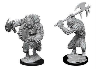 D&D Nolzurs Marvelous Unpainted Miniatures: Wave 1: Gnolls 725696