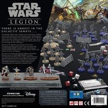 Load image into Gallery viewer, Star Wars: Legion - Clone Wars Core Set Starter Game Fantasy Flight Games SWL44