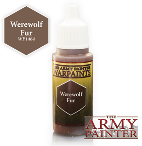 "The Army Painter Warpaints 18ml Werewolf Fur ""Bown Variant"" WP1464"