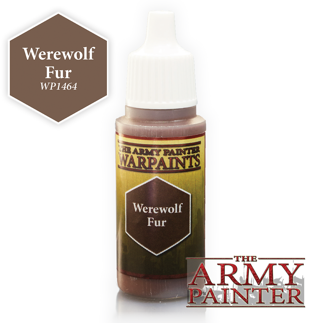 The Army Painter Warpaints 18ml Werewolf Fur
