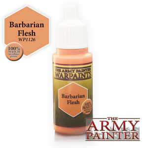 "The Army Painter Warpaints 18ml Barbarian Flesh ""Flesh Tone Variant"" WP1126"