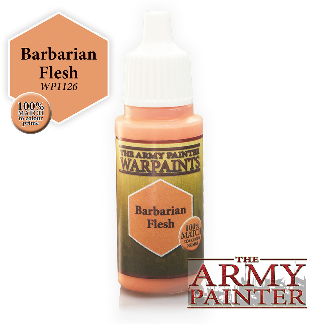 The Army Painter Warpaints 18ml Barbarian Flesh
