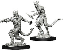 Load image into Gallery viewer, Dungeons & Dragons Nolzur's Tiefling Male Rogue WZK73338