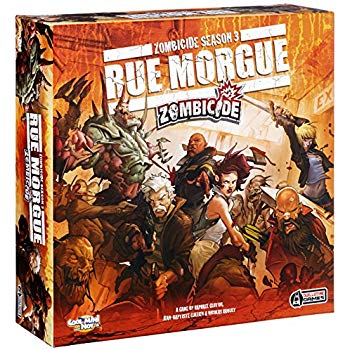 Zombicide Season 3: Rue Morgue - Brand New & Sealed, GUG0048