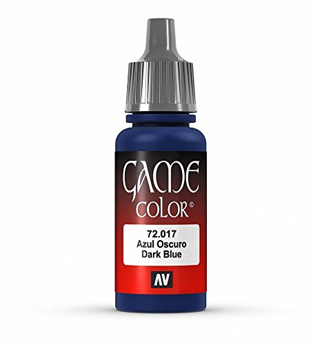 Vallejo Game Color Sick Blue Paint, 17ml