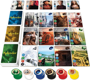 Splendor Board Game by Asmodee