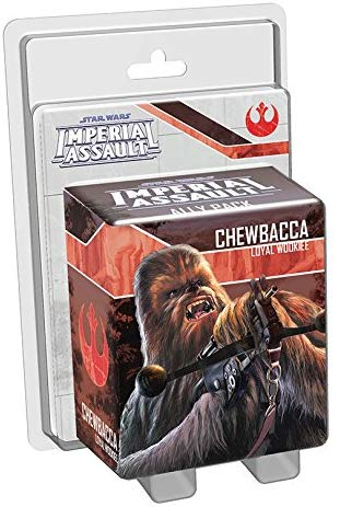 Imperial Assault Chewbacca Ally Pack Sealed Star Wars SWI07 Rebels