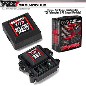 Traxxas 6551X Telemetry GPS Module 2.0, TQi Radio System (Compatible only with #6550X telemetry Expander)