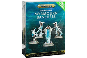 Games Workshop Warhammer Age of Sigmar Easy to Build Myrmourn Banshees 71-11