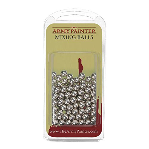 The Army Painter Paint Mixing Balls Rust-proof Balls for Mixing Model Paint