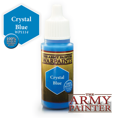The Army Painter Warpaints 18ml Crystal Blue