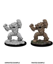 Load image into Gallery viewer, Dungeons & Dragons Nolzur's Marvelous Miniatures - Earth Elemental WZK73848