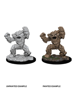 Dungeons & Dragons Nolzur's Marvelous Miniatures - Earth Elemental WZK73848