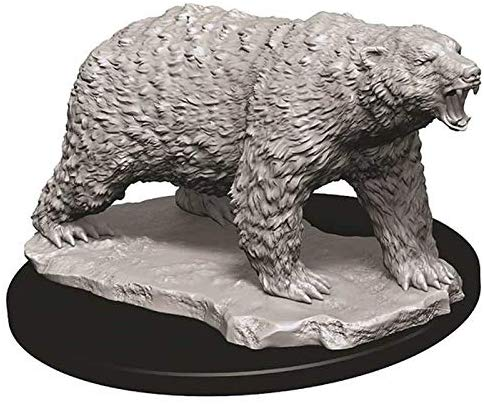 Dungeons & Dragons WizKids Deep Cuts - Polar Bear WZK73727