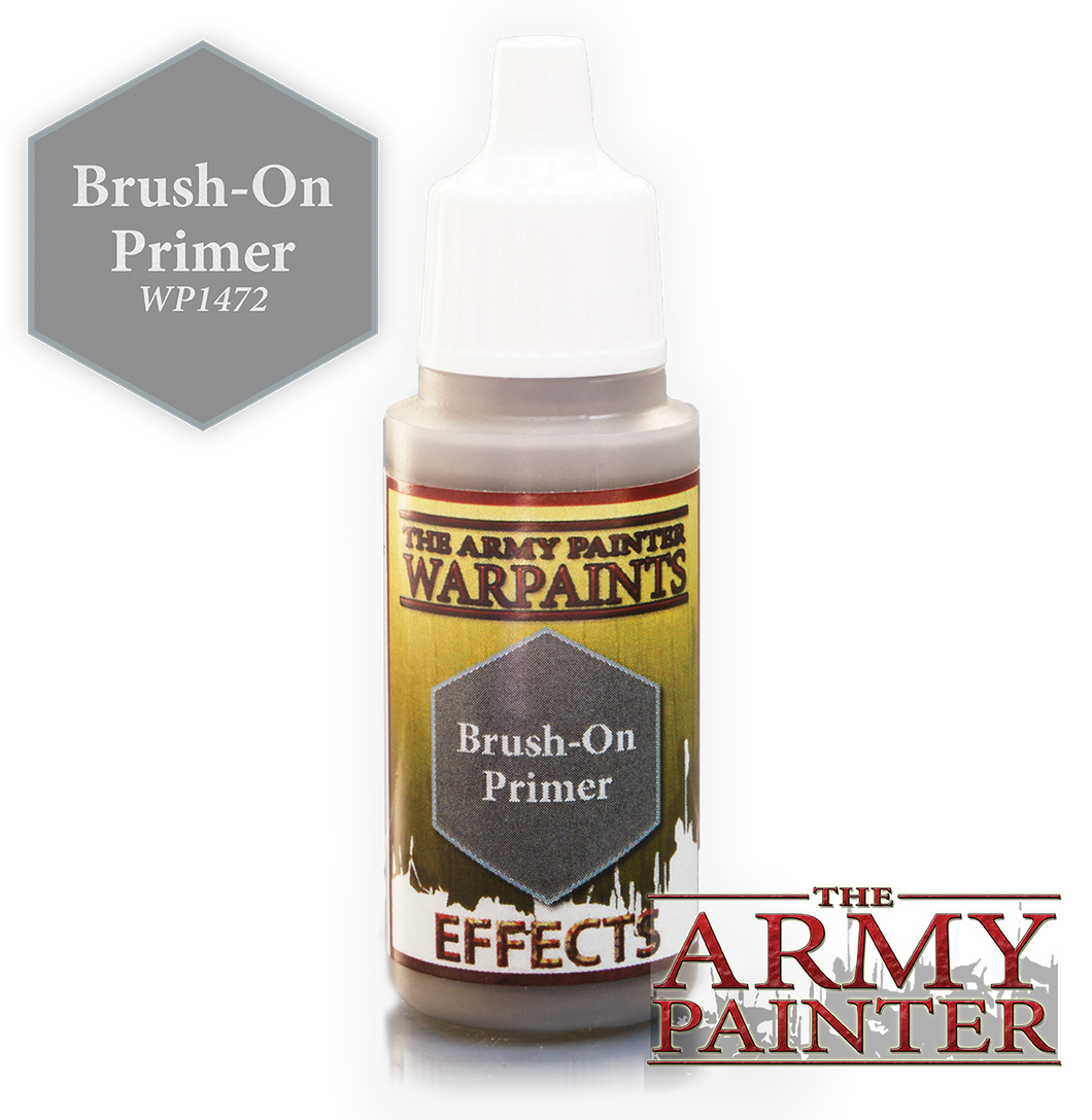 The Army Painter Effects Warpaints 18ml Brush-On Primer