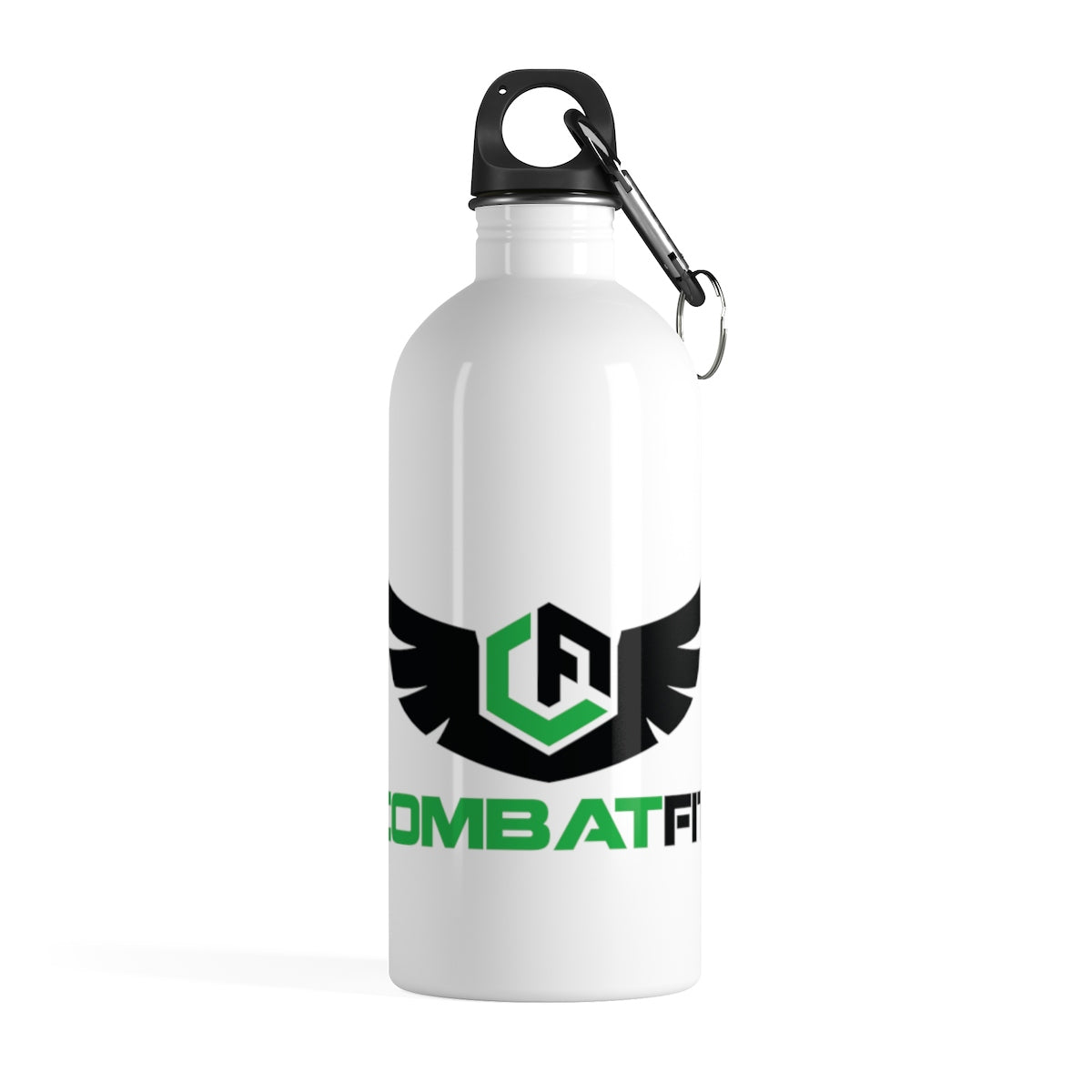 Stainless Steel Water Bottle - Combat Fit