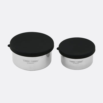 Bento Rounds Small + Medium Madboks (2 stk)