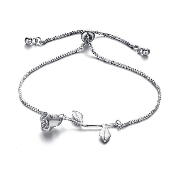 Romantic Rose Bracelet - PuraVanity