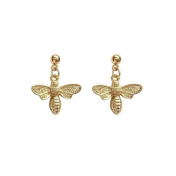 Bee Dangle Earrings