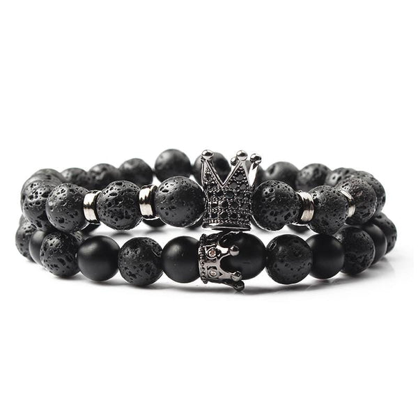 King & Queen Distance Bracelet - PuraVanity