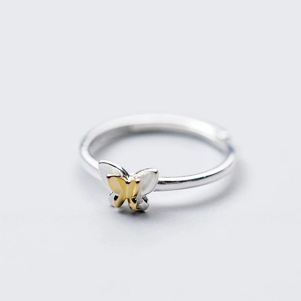 Minimal Butterfly Ring