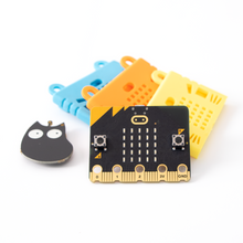 Load image into Gallery viewer, BBC NEW micro:bit V2 - with speaker, microphone, accelerometer, 2.4GHz radio/ BLE 5.0