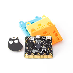 BBC NEW micro:bit V2 - with speaker, microphone, accelerometer, 2.4GHz radio/ BLE 5.0
