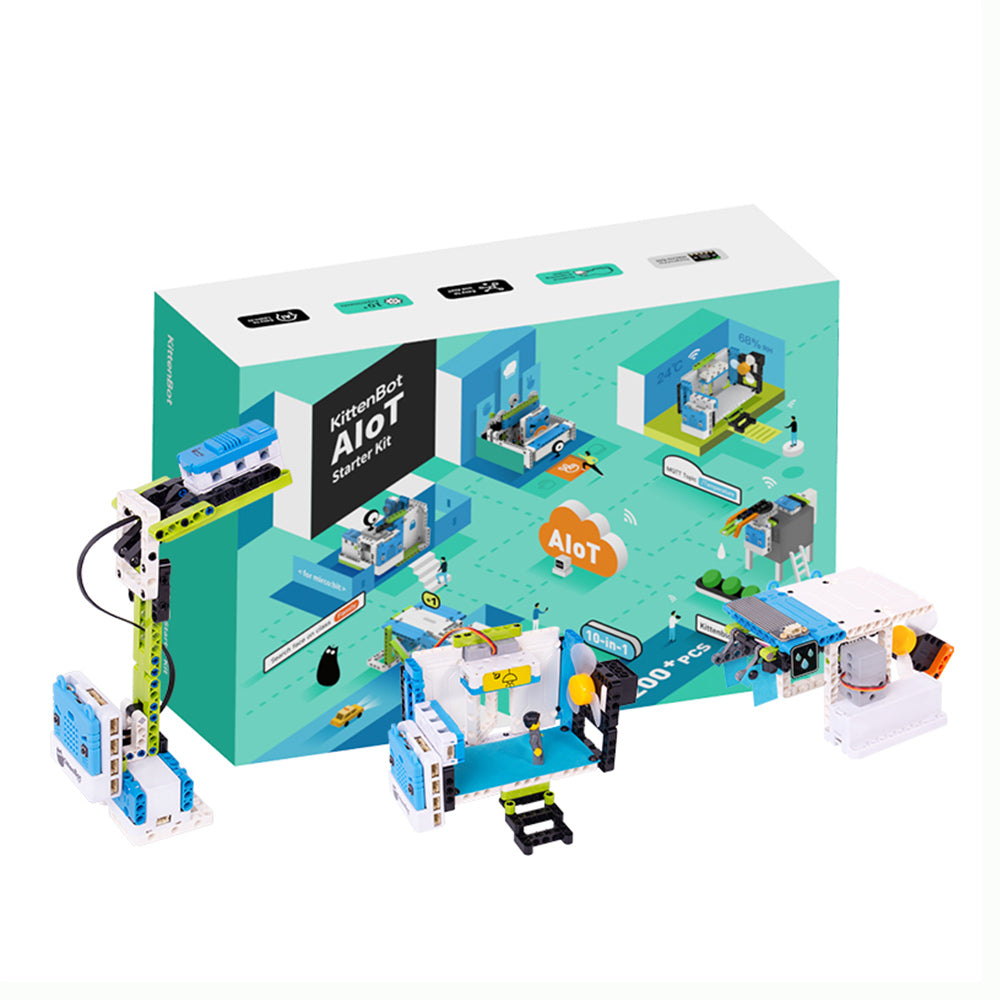 KittenBot PowerBrick AIOT Starter Kit