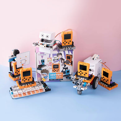 KittenBot Meowbit Creator AI Kit for Makecode Arcade and KittenBlock