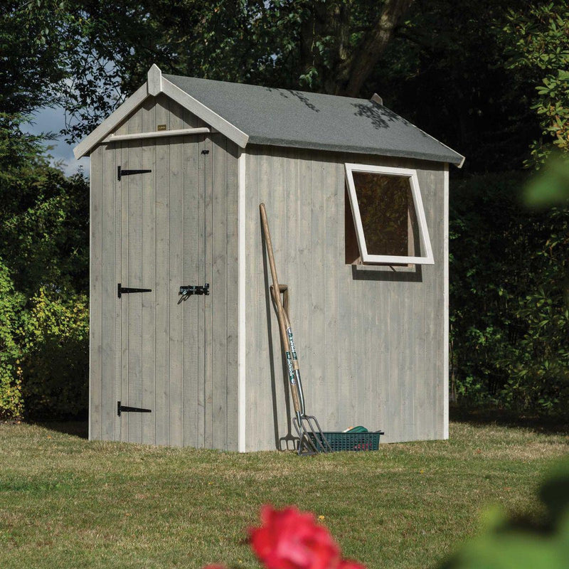 6' x 4' Heritage Shed
