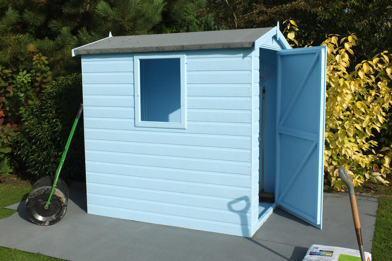 Lewis (6' x 4') Professional Storage Apex Shed