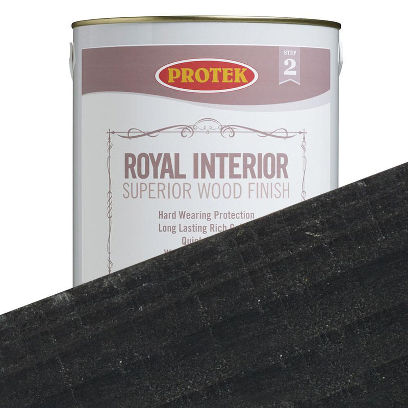 Protek Royal Interior Finish - Anthracite Grey