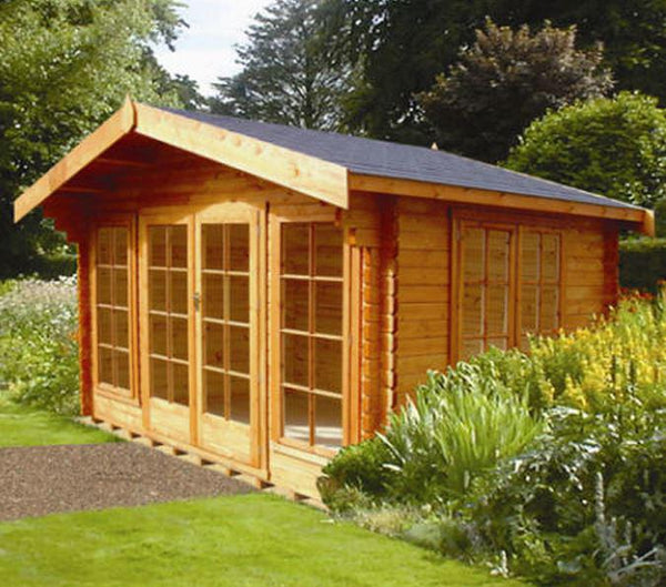 Argyll Log Cabin - Various Sizes Available