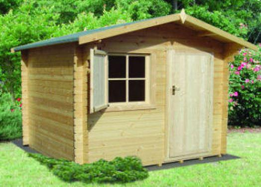 Belham Log Cabin - Various Sizes Available