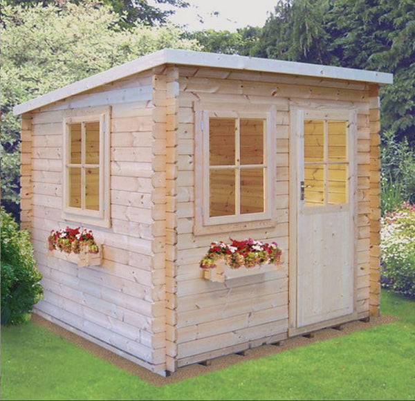 Dean Log Cabin - Various Sizes Available