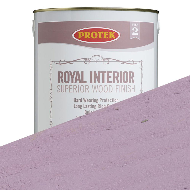 Protek Royal Interior Finish - French Lilac