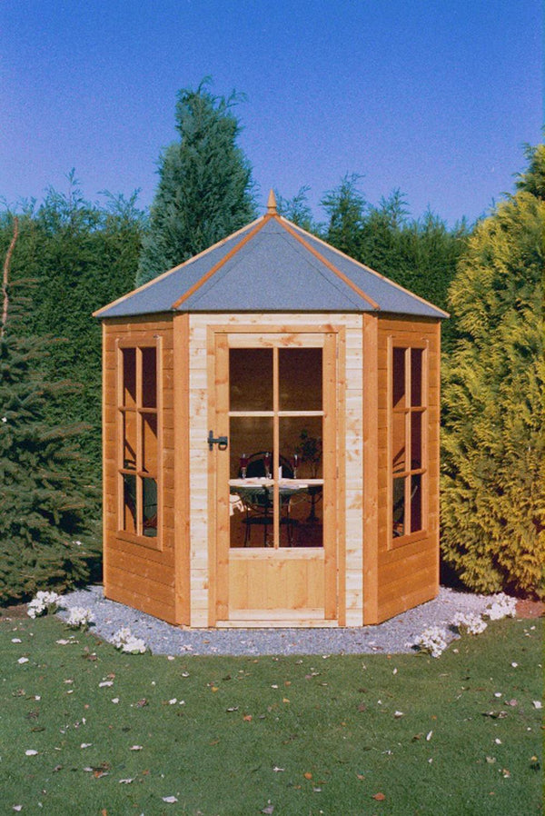 Gazebo Summerhouse (6' x 7')