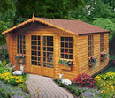 Goodwood Gold Beaulieu (10' x 8') Summerhouse