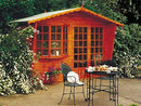 Goodwood Gold Sandringham (10' x 8') Summerhouse