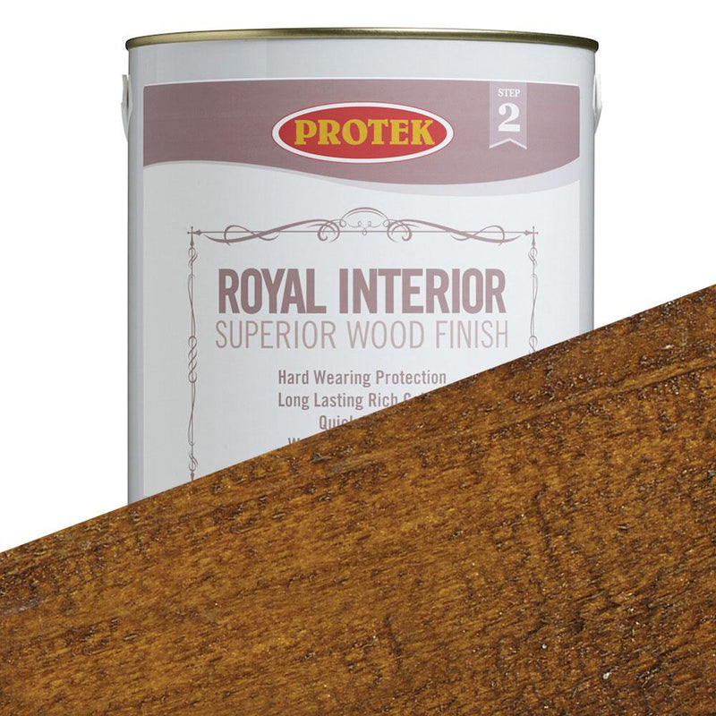 Protek Royal Interior Finish - Hazelnut
