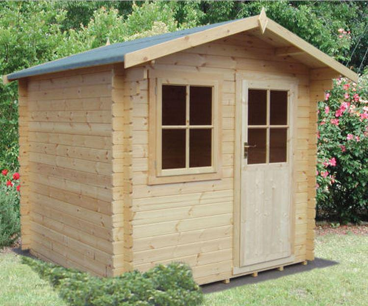 Herewood Log Cabin - Various Sizes Available