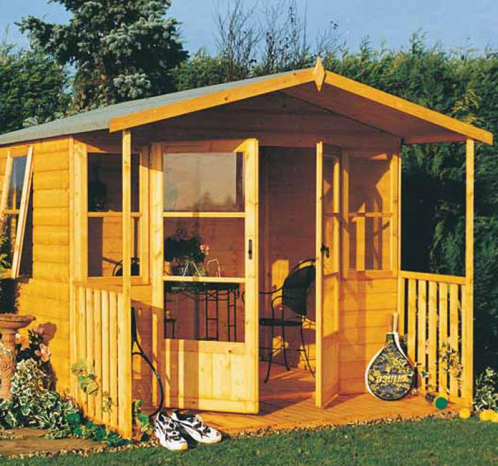 Milton Summerhouse (8' x 8')