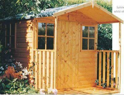 Rothesay (7' x 5') Professional Storage Shed