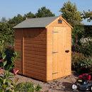 7' x 5' Security Shed